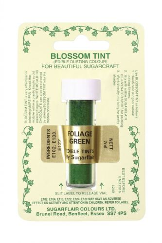 Blossom Tint Dusting Colours - Foliage Green